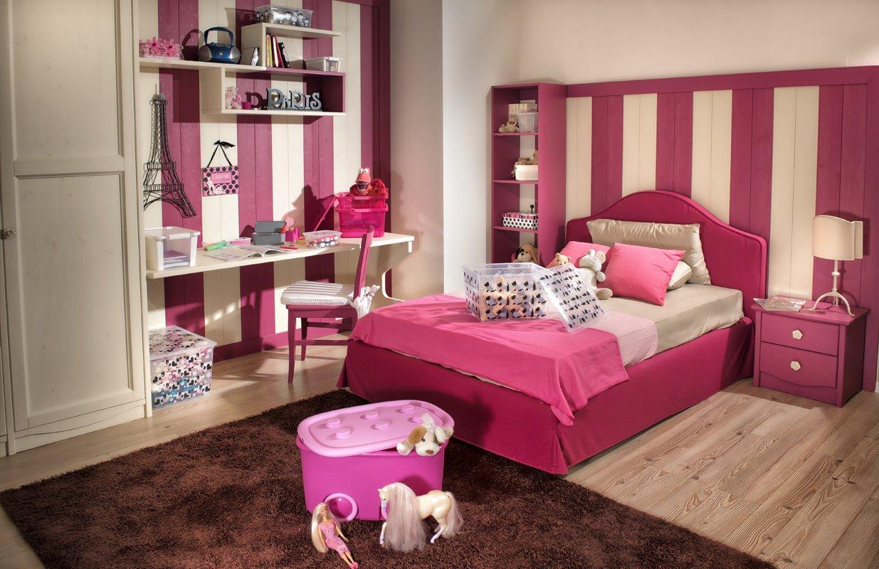 So ist das Kinderzimmer Ihrer Tochter immer aufgeräumt