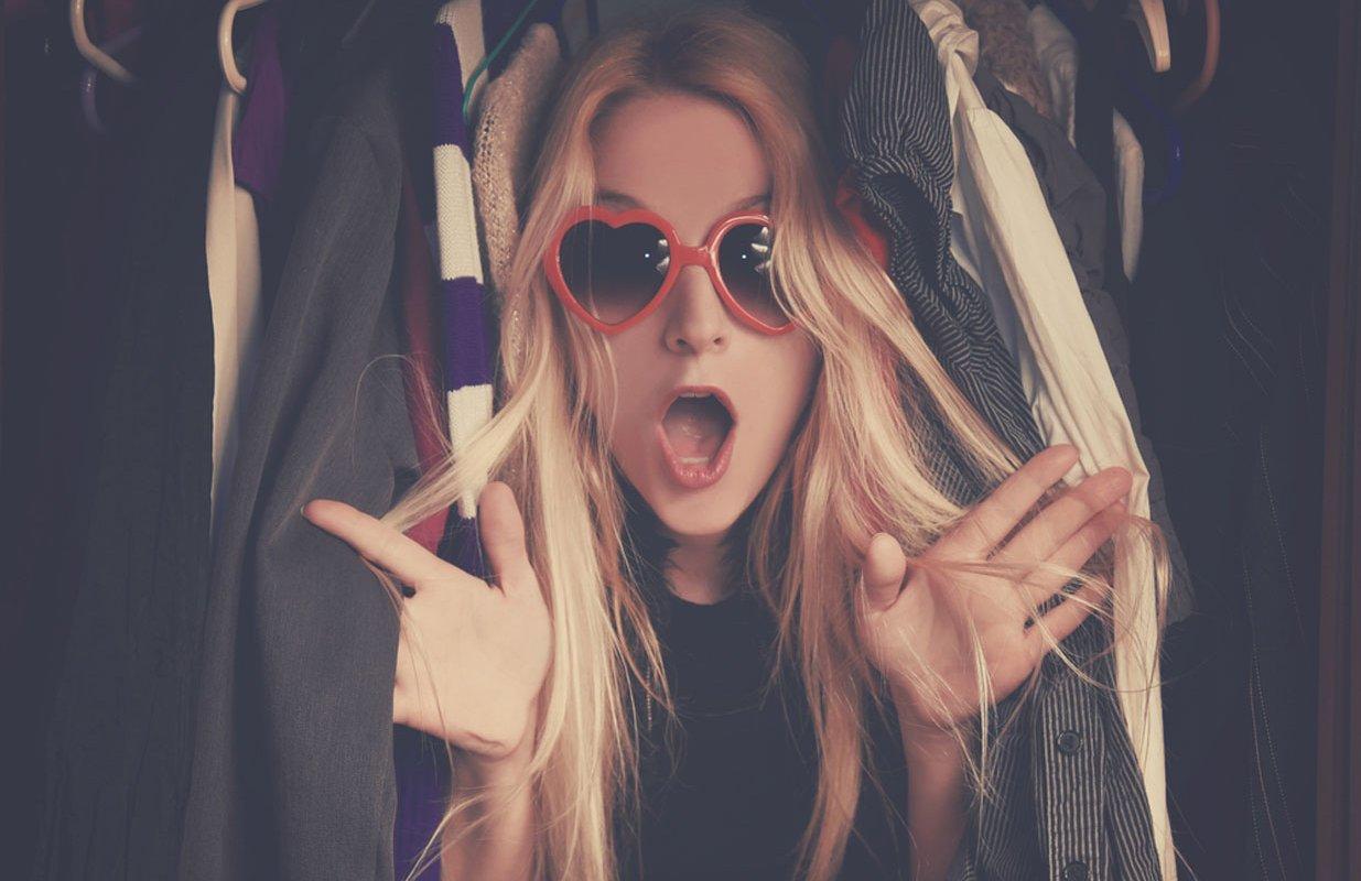 5 schnelle Schritte, um in deinen Schrank vor Rabatt-Einkaufen Platz zu schaffen
