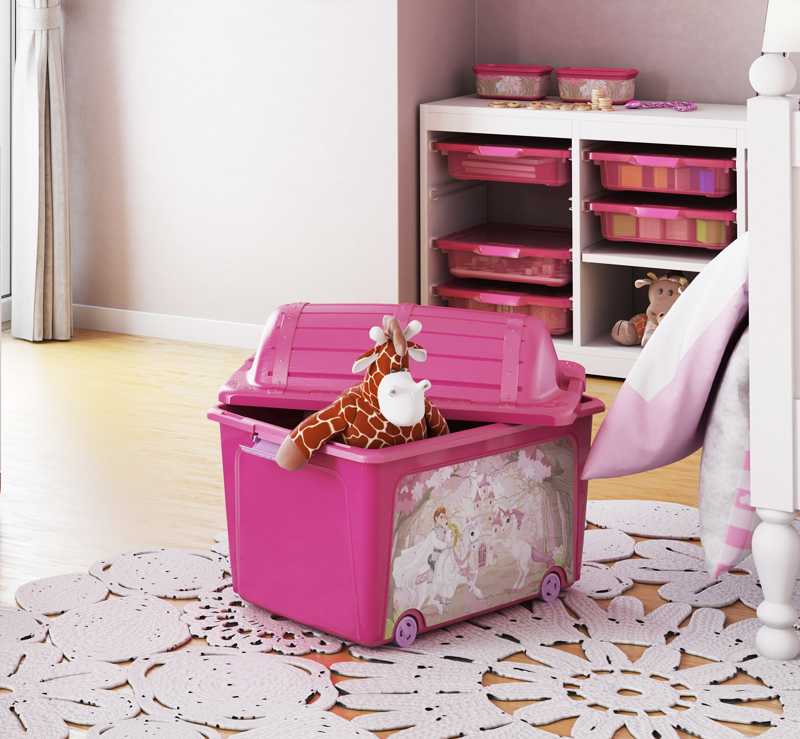 Kis How to arrange a little girl's bedroom | gallery 4