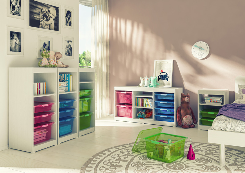 Kis How to arrange a little girl's bedroom | gallery 9