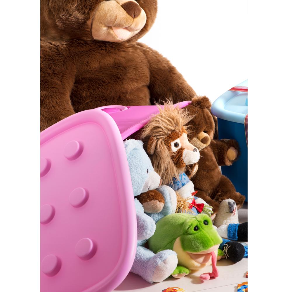 Kis Come organizzare la cameretta di una bambina | gallery 1