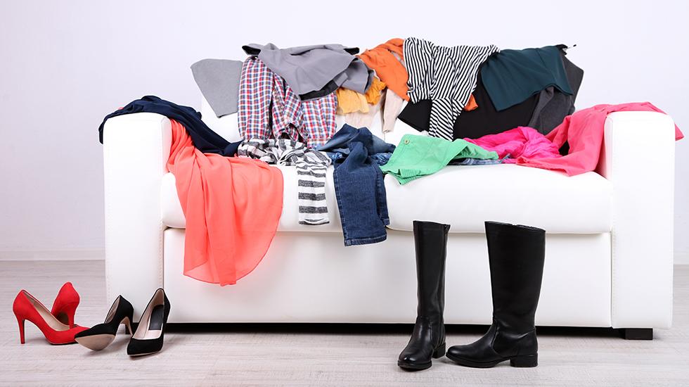 Kis 5 semplici mosse per riordinare l'armadio durante i saldi | gallery 1