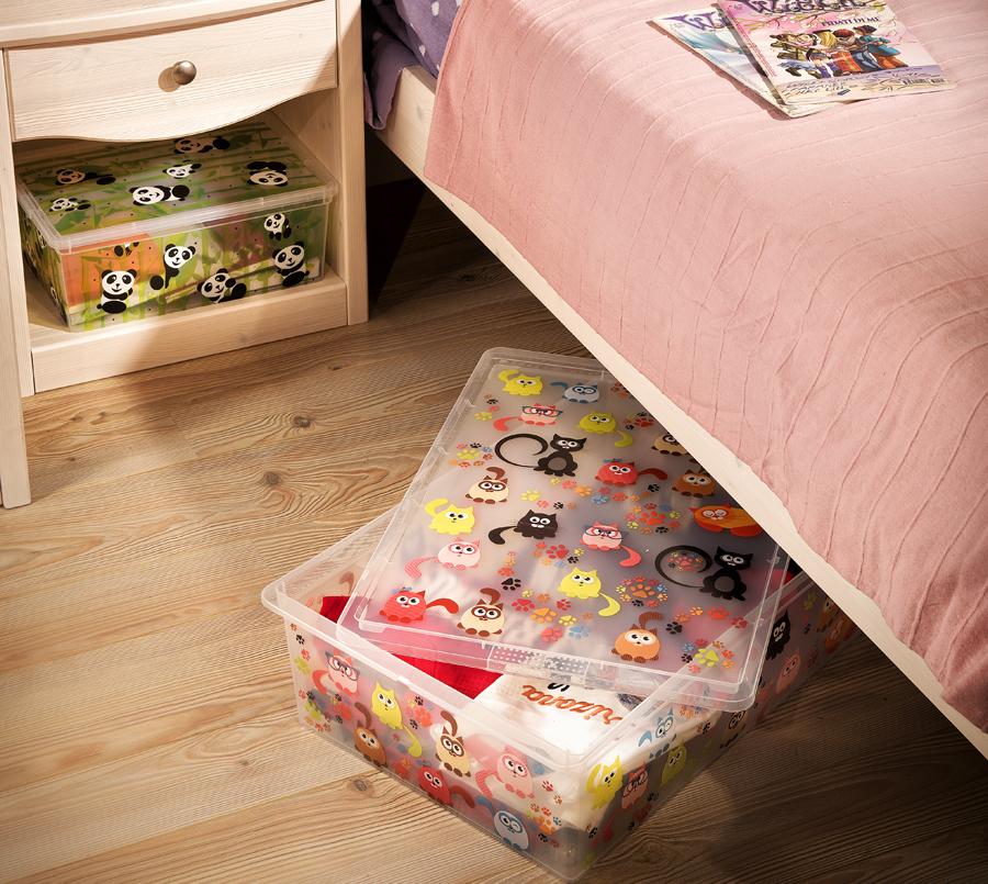 Kis Come organizzare la cameretta di una bambina | gallery 3