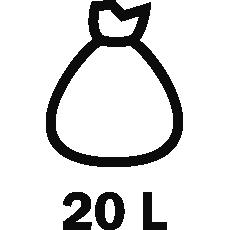 20 L bag