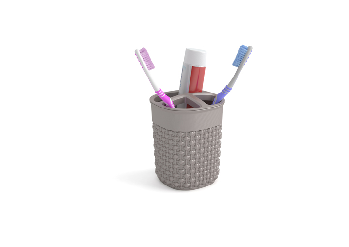Filo Toothbrush Holder
