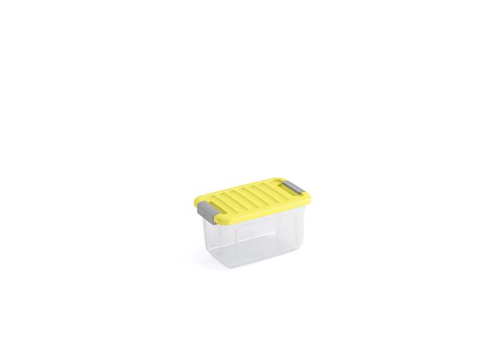 variante Transparent/Yellow/Grey