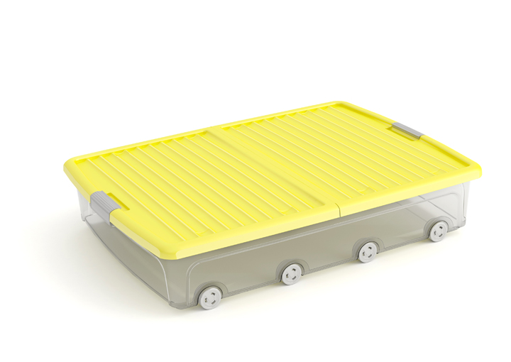 W Box Box Underbed XL
