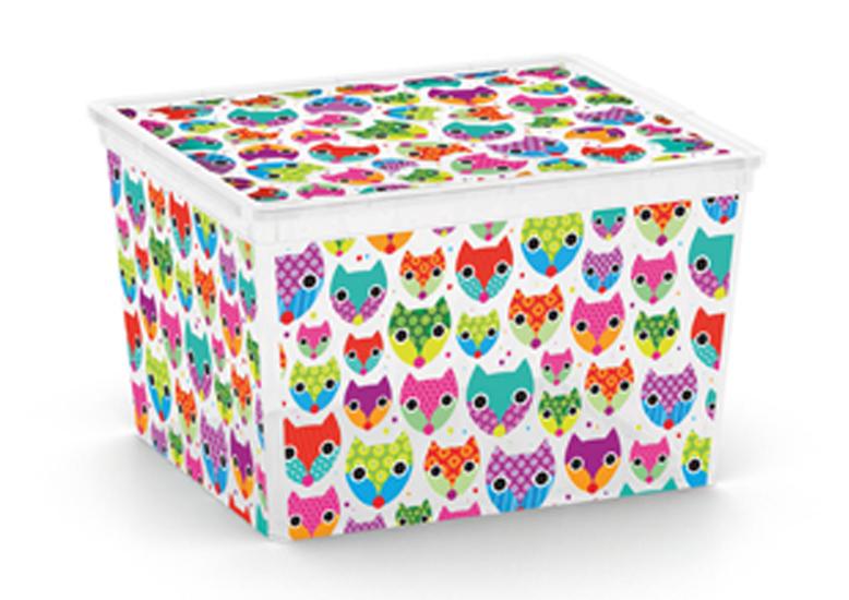 C Box Style CUBE