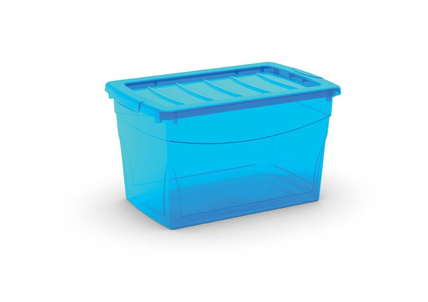 variante Turquoise Transparent