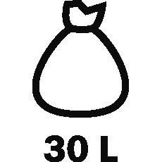 Sacchetto da 30 L