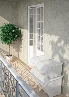 Kis Gallery Veranda/Terrazzo
